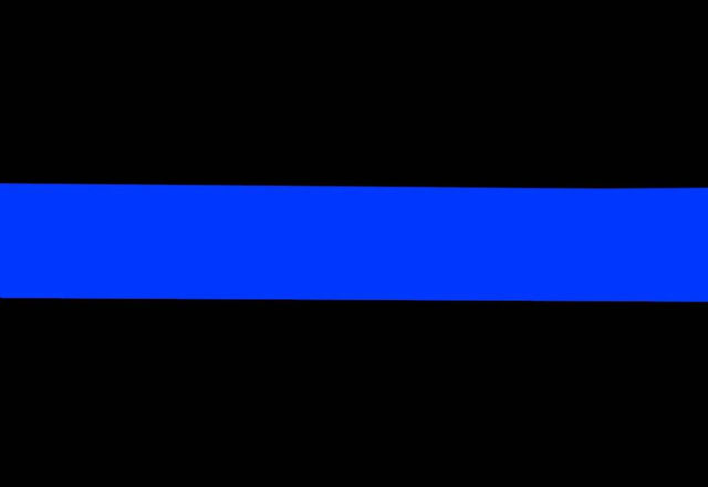Editorial: A Muckraker's Thoughts On The Thin Blue Line