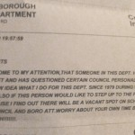 Leaked: Internal Emails From Ohioville Police Department Raise Questions