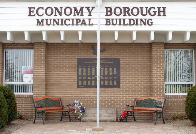 &copy Economy Borough