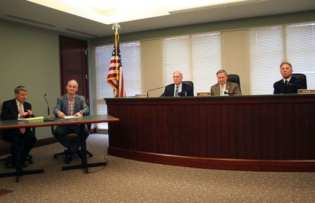 Audio:  The Commissioners' Press Conference On The Sale Of Friendship Ridge