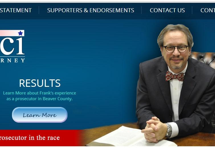 Martocci Launches Campaign Website For District Attorney Run