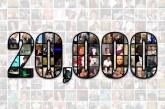 Beaver Countian Tops 20,000 Facebook Followers – You Like Us, You Really Like Us, & Like Us & Like Us!