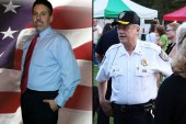 Democratic Party Endorses George David For Sheriff & Dirk Goodwald For District Attorney