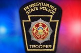 Pennsylvania State Police Serve Warrants On The Courthouse