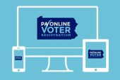 Beaver Countians Can Now Register Online To Vote Thanks To New Website Announced By Gov. Wolf