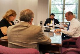 Raw Audio: Commissioners' Work Session Meeting For May 4th, 2016