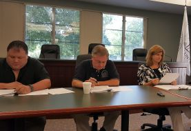 Salary Board Votes To Keep Positions In Sheriff's Office During Contentious Meeting