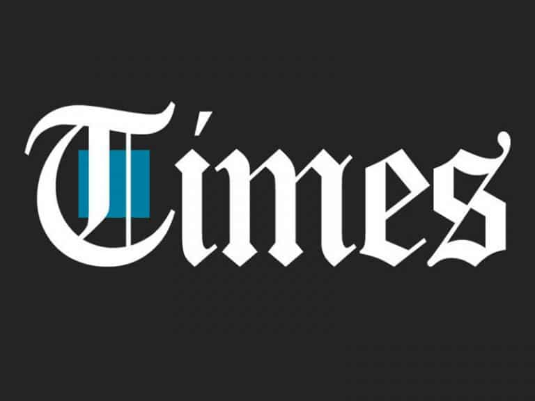 Times' Parent Company Lays Off Longtime Editor – Two More Reporters Resign