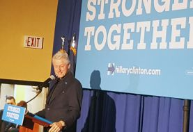 JP's Notebook Live:  Bill Clinton's Visit To Aliquippa
