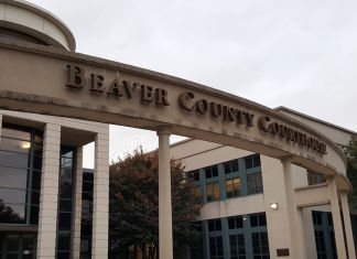 Beaver County Courthouse / photo by John Paul