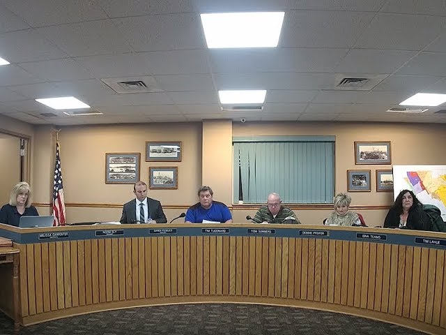WATCH: Rochester Township Commissioners Meeting For 2-21-2019