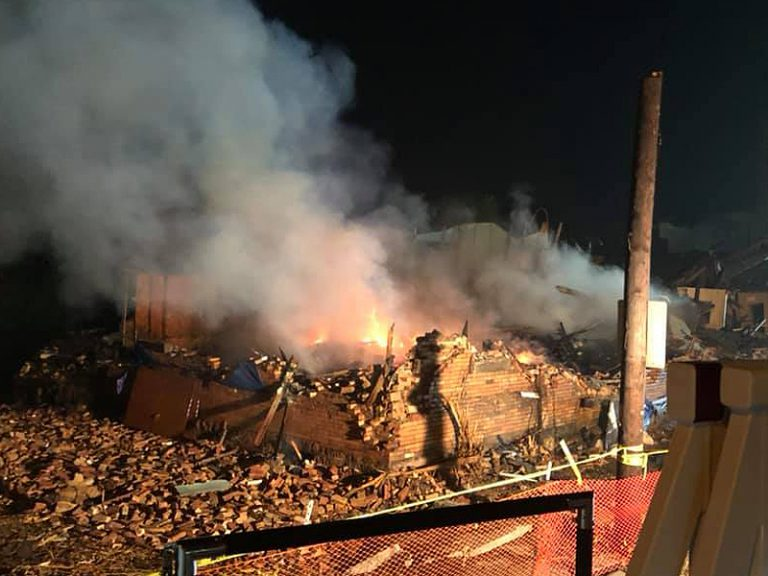 State Continues Remediation Work At Site Of Rochester Chemical Fire