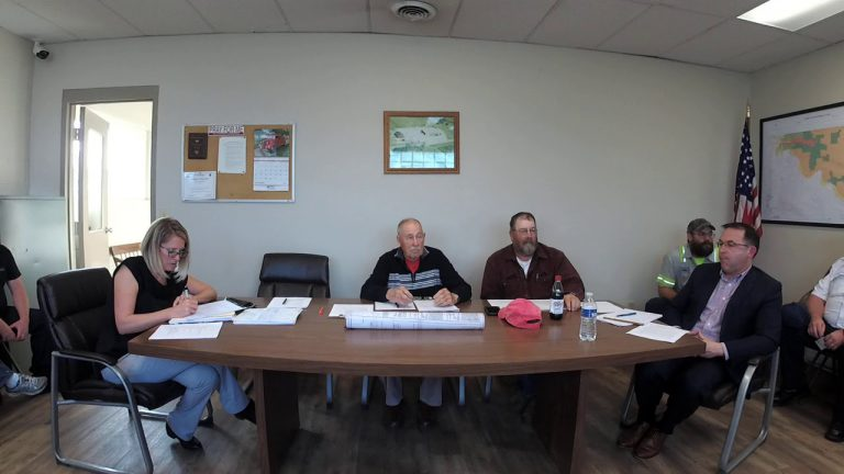 Franklin Township General Meeting 10-21-2019