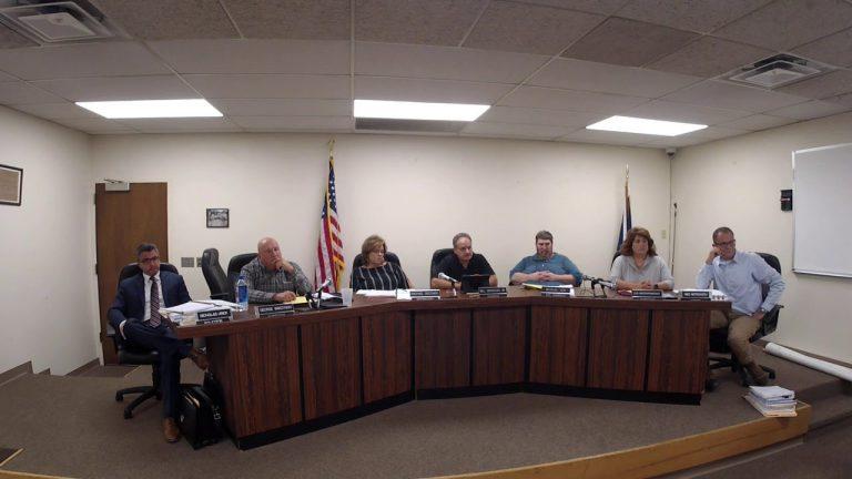Center Township General Meeting 10-21-2019