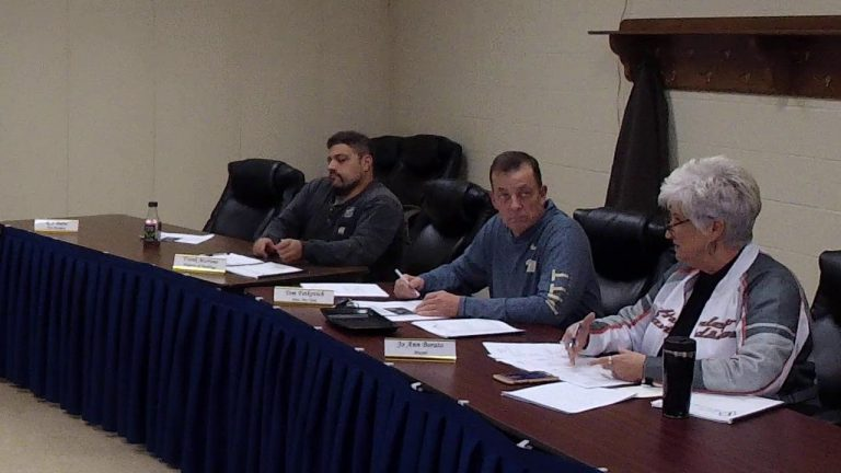Economy Borough General Meeting 10-22-2019