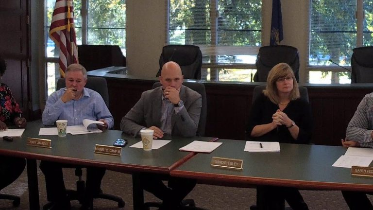 Beaver County Board of Commissioners Work Session 10-23-2019
