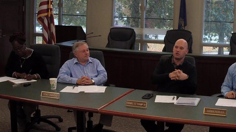 Beaver County Board Of Commissioners Work Session 10-30-2019