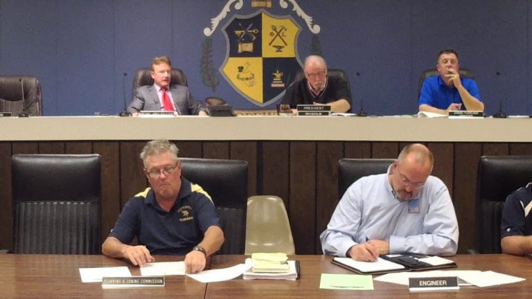 Hopewell Township General Meeting 10-28-2019