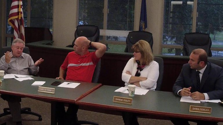 Beaver County Board of Commissioners Work Session 10-16-2019