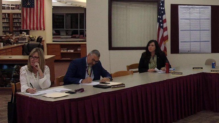 Ambridge School District Board of Directors Meeting 10-16-2019