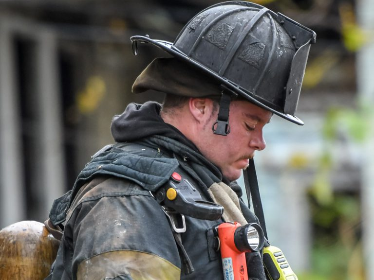 Who Will Save Us? Part 1: The Volunteer Firefighter Drain