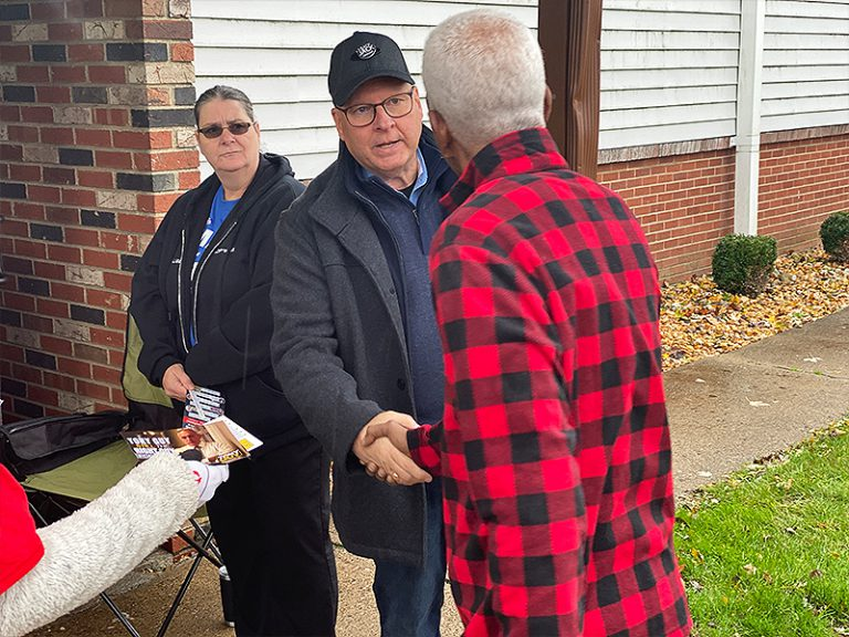 Commissioner-elect Jack Manning Proud That Voters Saw Through The Negative Campaign Against Him
