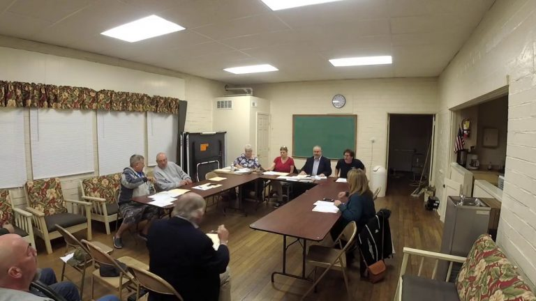 East Rochester Borough General Meeting 11-6-2019