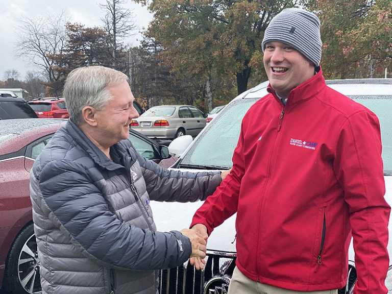 Gallery: Election Day In Beaver County 2019