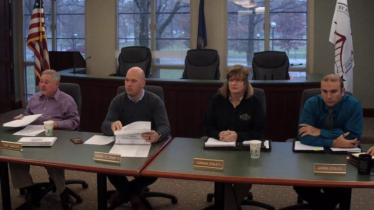 Beaver County Board of Commissioners Work Session Meeting 12-4-2019