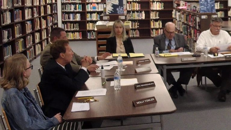 Blackhawk School Board Voting Meeting 12-5-2019