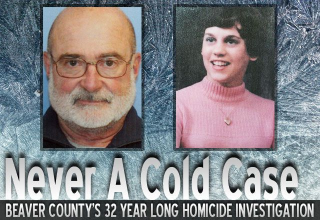 Never A Cold Case: Catherine Walsh's Murder