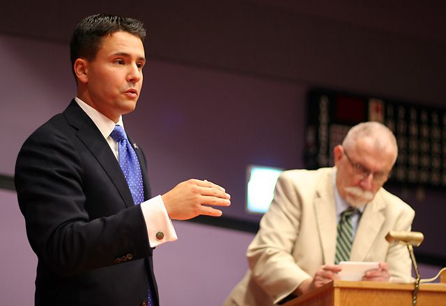 Editorial: Christiana Dominates Williams At Debate