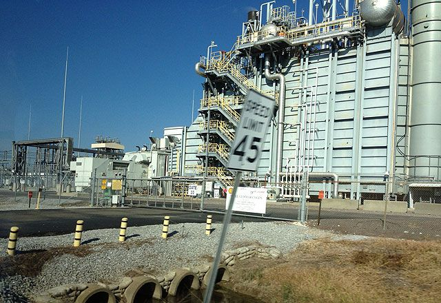 County Commissioners Return From Visit To Ethane Cracker In Louisiana