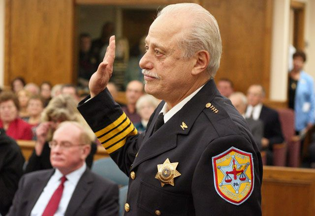 Beaver County Sheriff George David Pleads The Fifth At Hearing