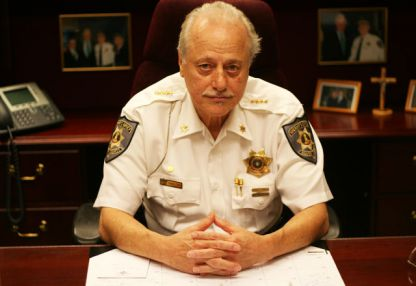 County:  Sheriff David Violated Union Contracts Again