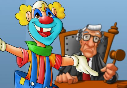 A Slaphappy Lawsuit From A Merry Band Of Fools