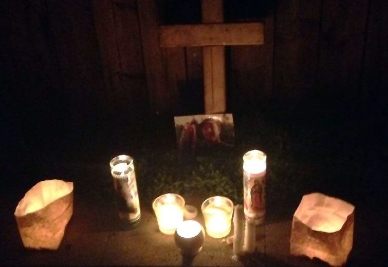 Neighbors Raising Funds As Family And Friends Honor Camp With Candlelight Vigil