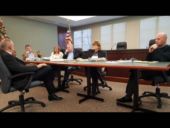Commissioners Agree To County Budget That Cuts Spending And Raises Property Taxes