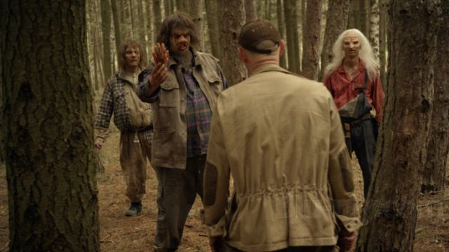 Wrong Turn 5 - Inbred Family