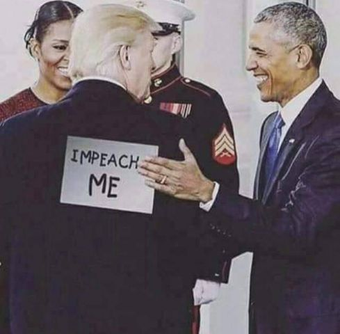 impeach the prick